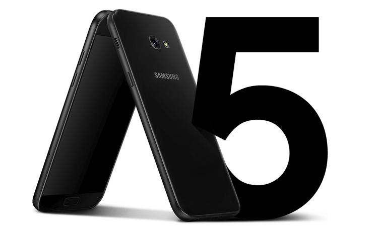Samsung вскоре выпустит смартфон Galaxy A5 (2018) с экраном FHD+