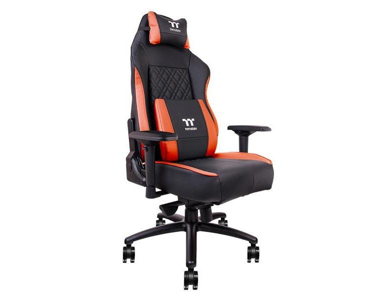 Thermaltake X Comfort Air: игровое кресло с активным охлаждением