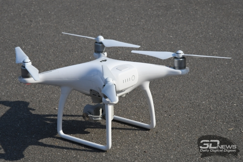 Российский рынок дронов вырос почти вдвое