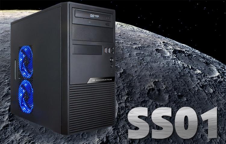 Xigmatek SS01: простой корпус для плат Micro-ATX и Mini-ITX