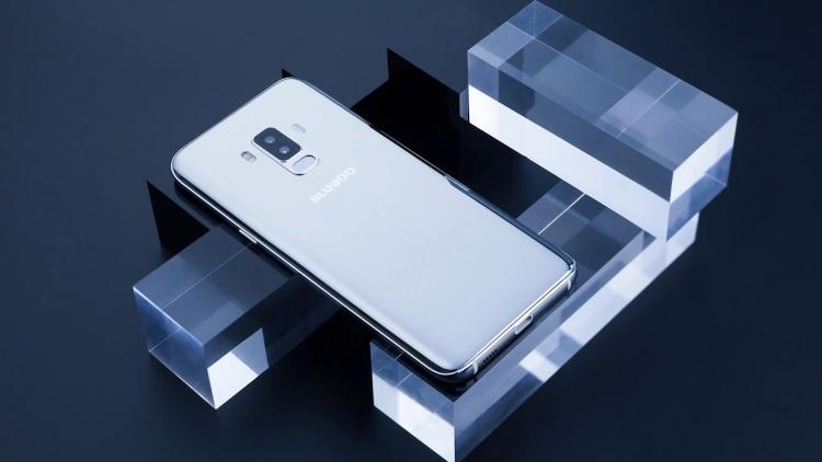 Видео: подробности о полноэкранном смартфоне Bluboo S8 Plus