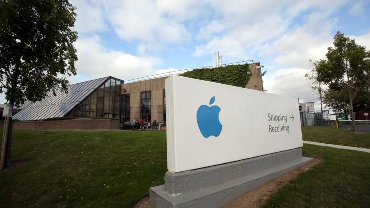 Ирландия пришла к соглашению с Apple о возврате 13 млрд евро