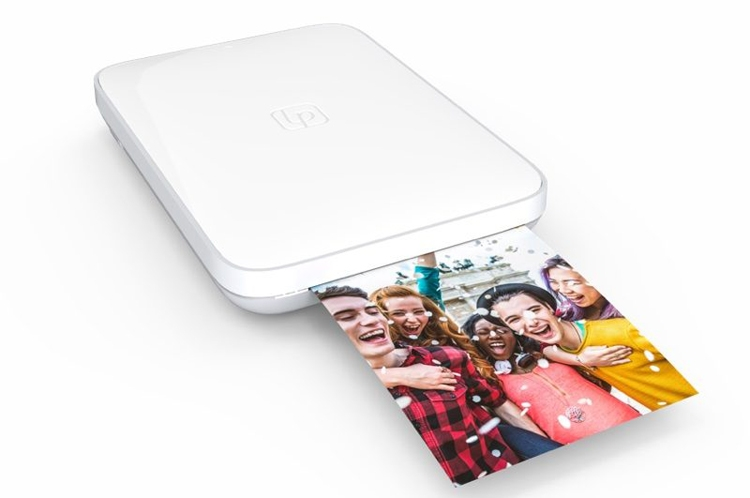 Новый принтер дополненной реальности LifePrint поддерживает Wi-Fi и Bluetooth