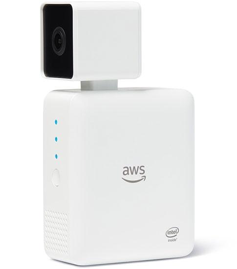 Intel и Amazon представили интеллектуальную камеру DeepLens