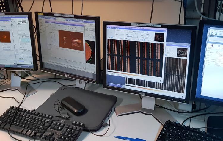 Новый инструмент ESO начал поиск каменных экзопланет