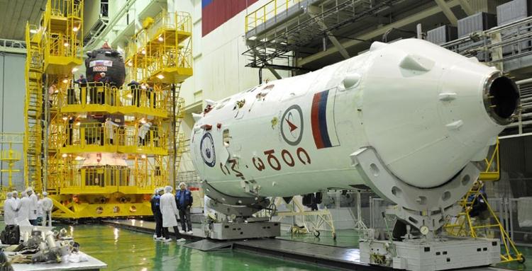 Корабль  «Союз МС-07» готов к запуску к МКС