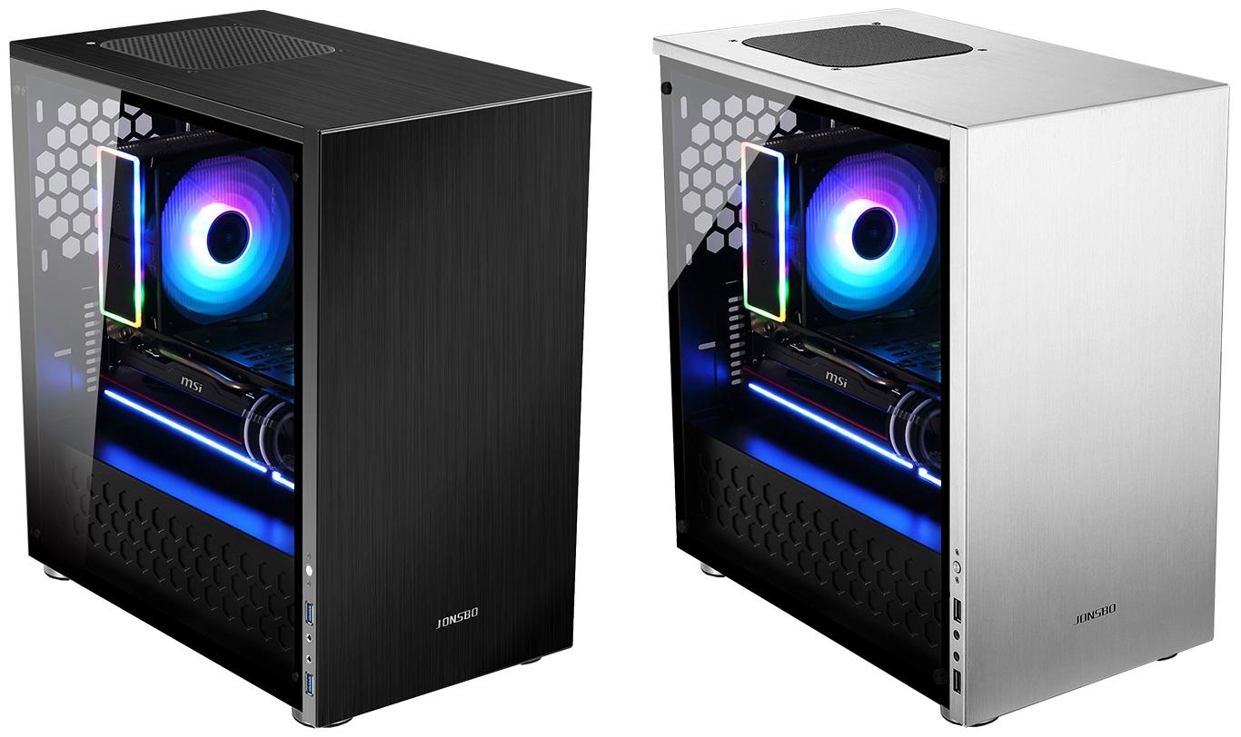 Корпус Jonsbo C3 PLUS вышел в двух версиях