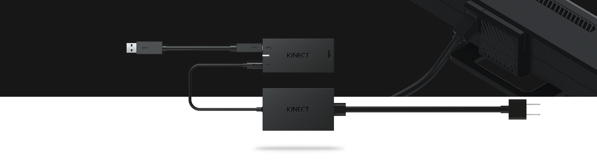 Microsoft прекратила выпуск адаптеров Kinect для Xbox One
