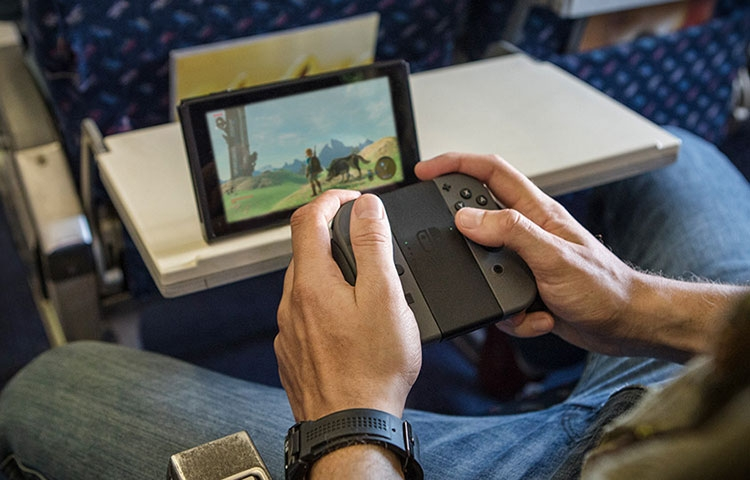 Nintendo: Switch стала самой быстропродаваемой консолью в истории США