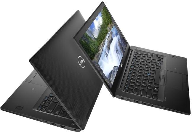 CES 2018: Dell обновила ноутбуки-трансформеры Latitude 5000 и 7000