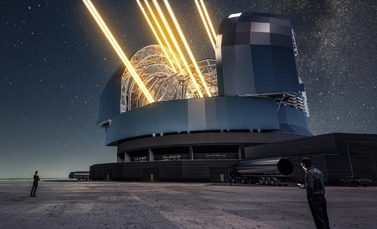 Чрезвычайно Большой Телескоп стал на шаг ближе к реальности