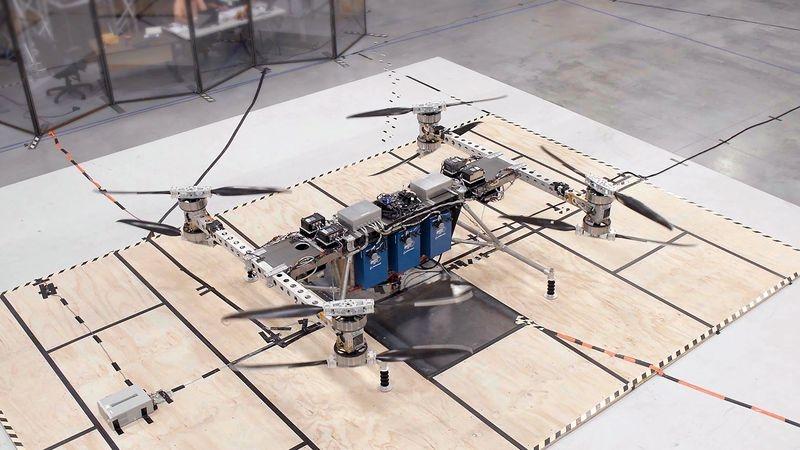 Беспилотник компании Boeing сможет транспортировать свыше 220 кг груза