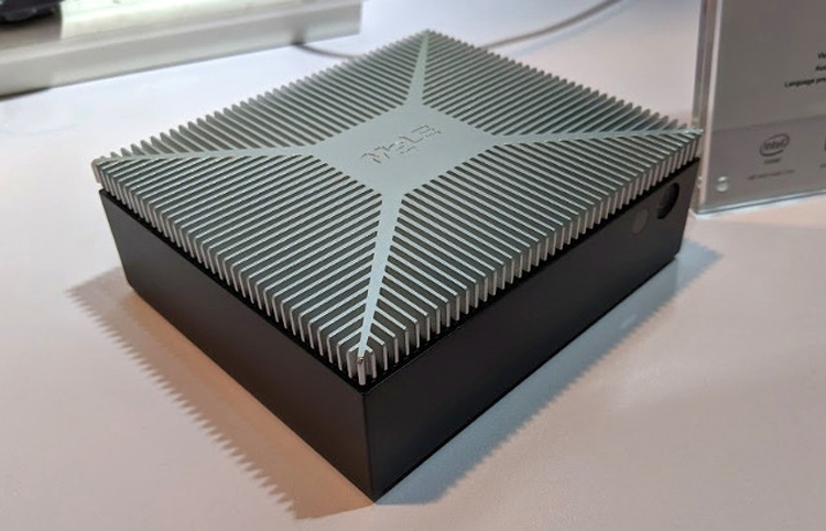 CES 2018: безвентиляторный неттоп MeLE на платформе Intel Gemini Lake