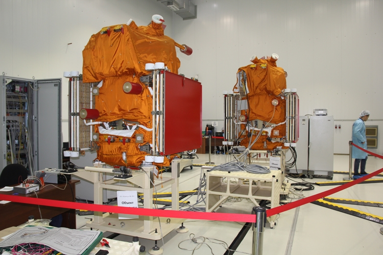 началась подготовка спутников третьему запуску восточного