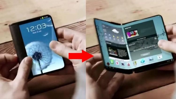 CES 2018: Samsung продемонстрировала гибкие смартфоны на закрытой встрече