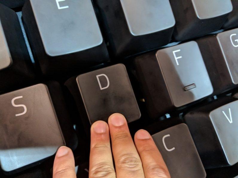 По следам CES: большая механическая клавиатура Razer для больших рук