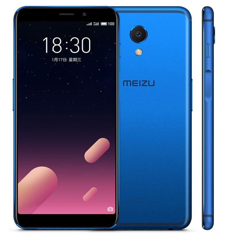 Дебют смартфона Meizu M6s: экран HD+ и процессор Exynos 7872
