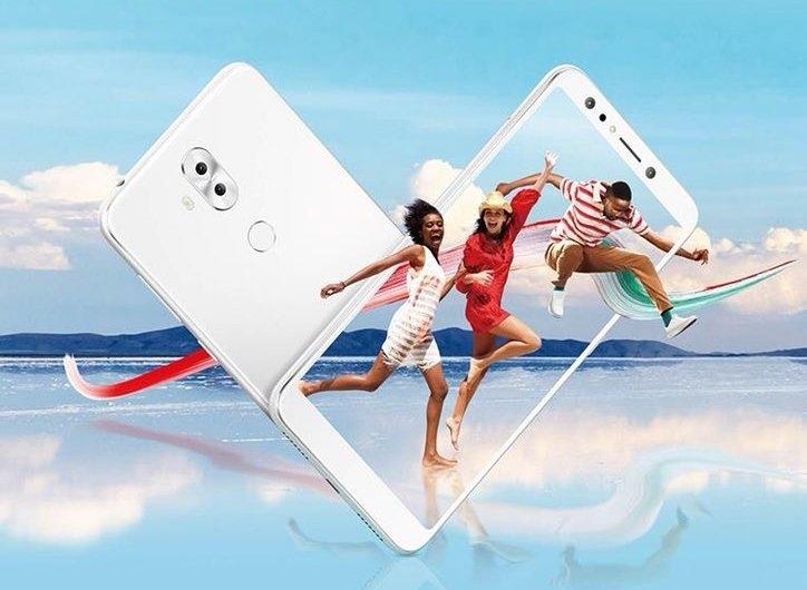 «Засветился» рендер смартфона ASUS ZenFone 5 Lite с двумя двойными камерами