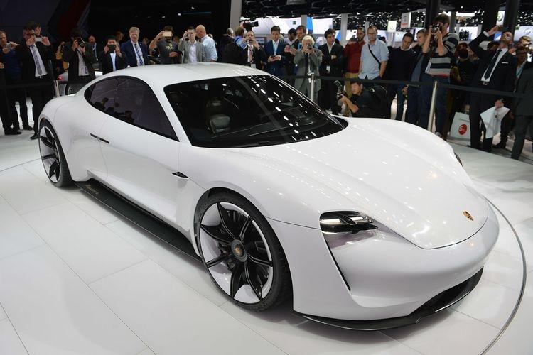 Porsche и Audi создадут общую платформу для электромобилей