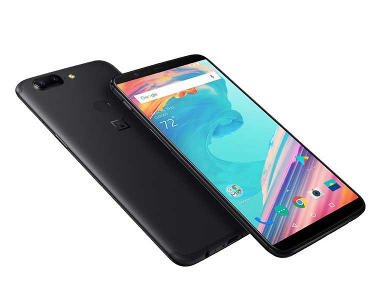 Смартфон OnePlus 5T может стать вашим менее чем за 30 000 рублей!