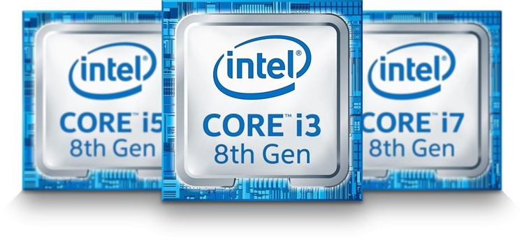 Intel выпустила первый чип Core i3 восьмого поколения для устройств «два в одном»
