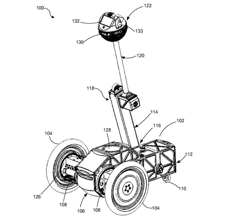 В Facebook проектируется робот с системой телеприсутствия