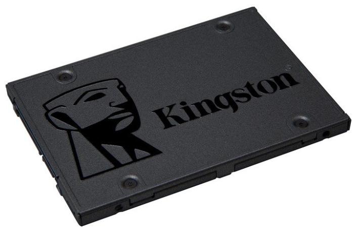 Семейство SSD Kingston A400 пополнилось моделью на 960 Гбайт