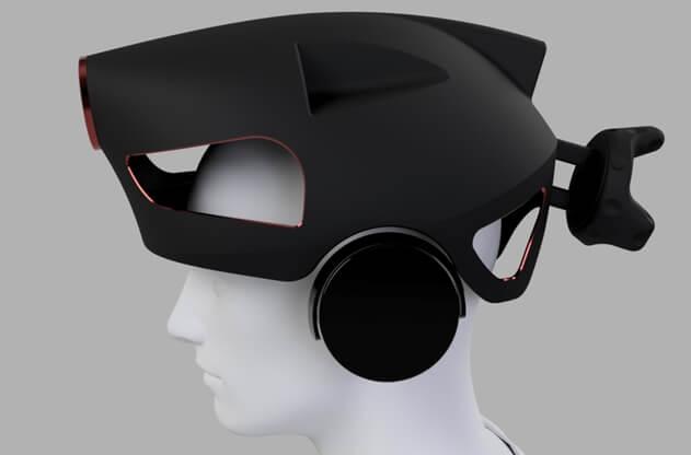 Система Sony Superception Head Light покажет, каким может видеть окружающий мир насекомое