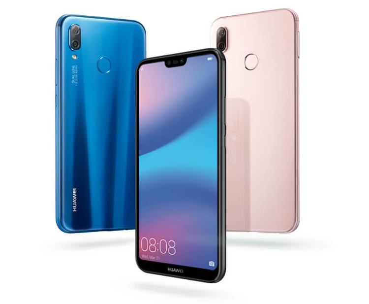 Обнародованы рендеры и детальные характеристики смартфона Huawei P20 Lite