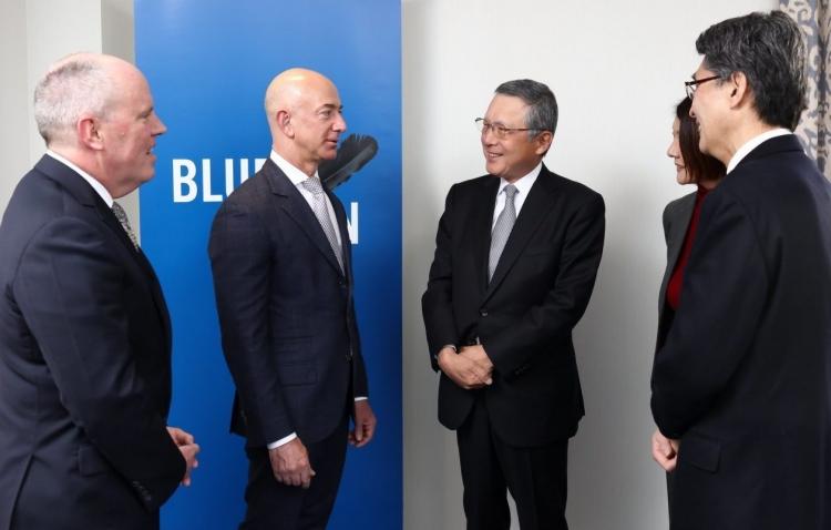 Blue Origin подписала с Sky Perfect JSAT контракт на запуск спутника