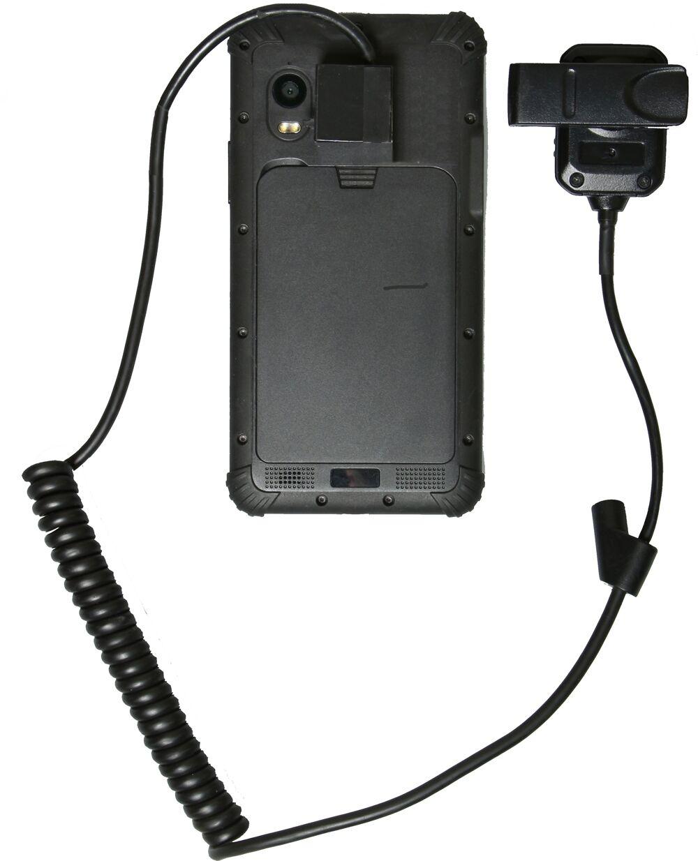 MIG C55V: российский защищённый смартфон с внешней камерой