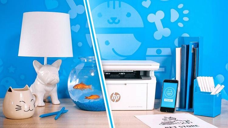 HP представила новые лазерные принтеры в небольшом форм-факторе