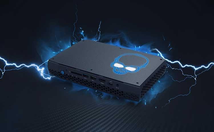 Intel представила в России мини-ПК Intel NUC на базе Kaby Lake-G