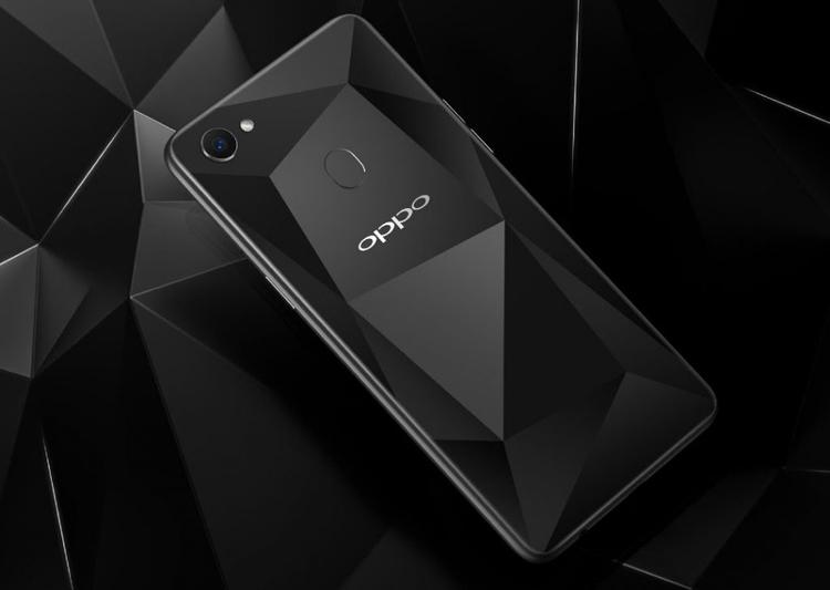 Смартфон OPPO F7 получил 25-Мп селфи-камеру и экран размером 6,23