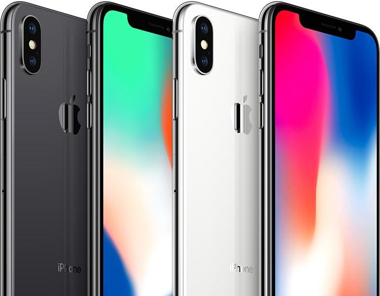 Apple выпустит iPhone X в новом цвете для стимуляции продаж