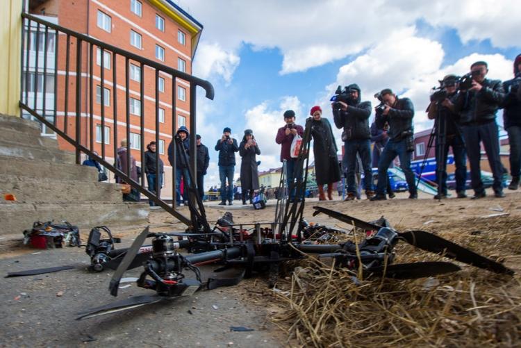 дрон комом бпла почты россии потерпел крушение взлёта