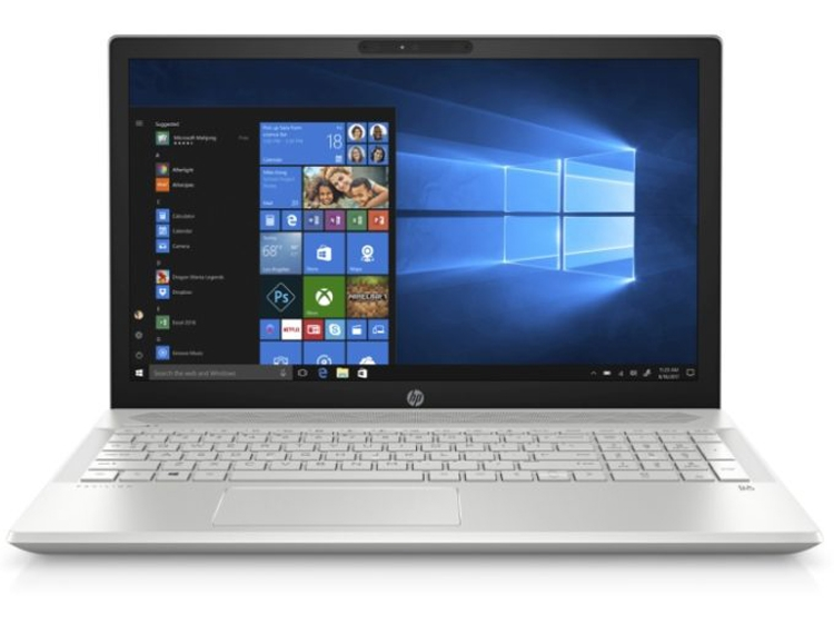 HP обновила классические ноутбуки Pavilion