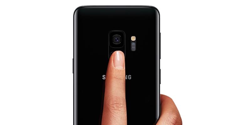 Samsung обвиняется в нарушении патентов в области биометрии