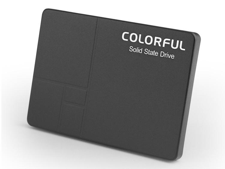 представлен ssd-накопитель colorful sl500 вместимостью 960 гбайт