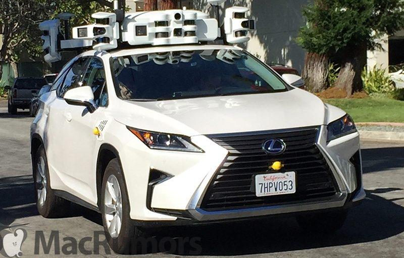 Парк тестируемых самоуправляемых автомобилей Apple вырос до 55 штук