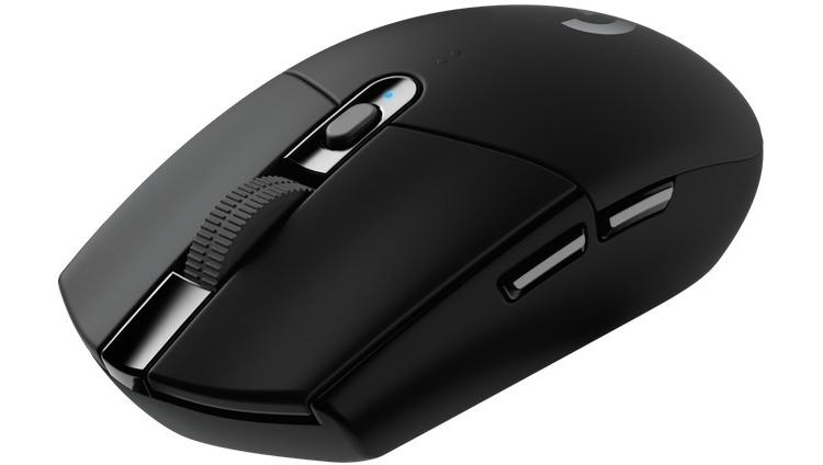 Logitech G305: беспроводная мышь с шестью программируемыми кнопками