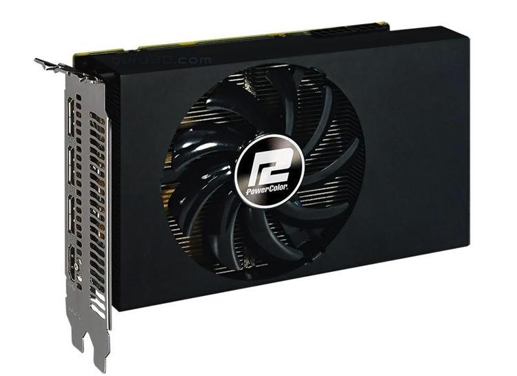 PowerColor покажет на Computex ускоритель Radeon RX Vega 56 Nano Edition