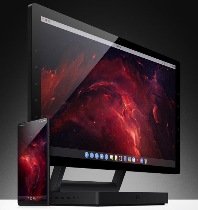 Smartisan TNT Workstation: настольный компьютер «всё в одном» на основе смартфона