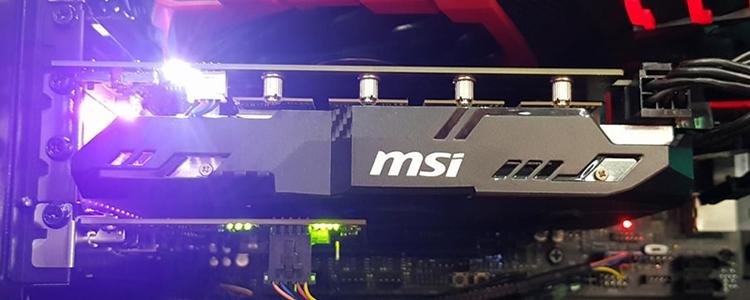 Карта MSI Xpander-Aero позволит установить четыре SSD-модуля в слот PCIe
