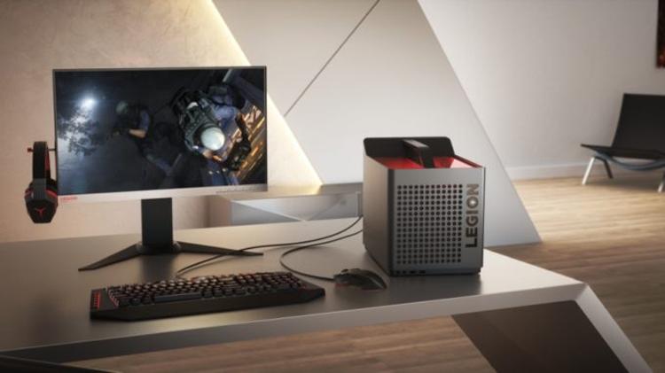 Lenovo Legion Cube C530 и C730: игровые ПК в компактном корпусе