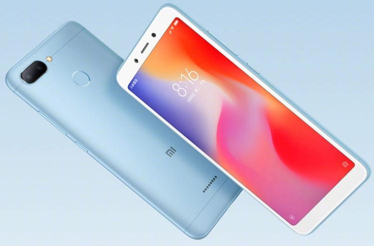 Дебют доступных смартфонов Xiaomi Redmi 6/6A: чип Helio и экран размером 5,45