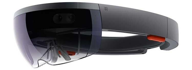Гарнитуру Microsoft HoloLens 2 представят в этом году