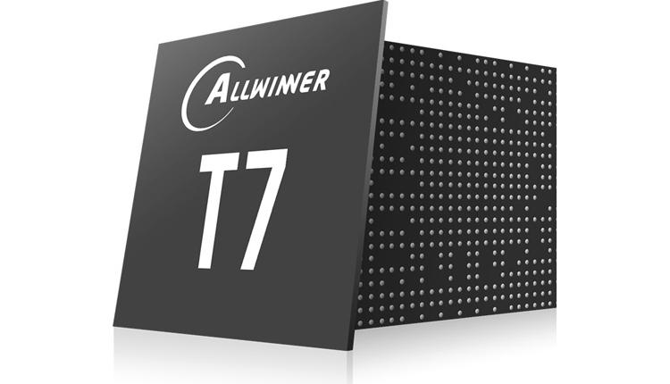 процессор allwinner рассчитан умные автомобили