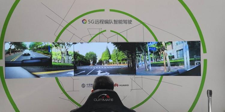Показаны «умные» подключённые автомобили с поддержкой 5G Era LTE