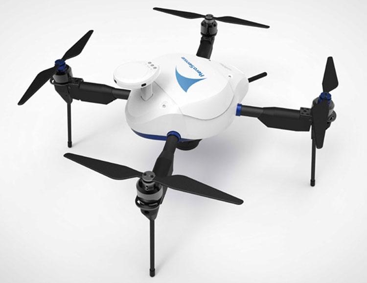 sony запускает услугу дрон привязи 100 метров кабеля